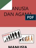 Kelompok 1_manusia Dan Agama