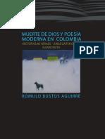 Muerte de Dios y Poesia Moderna en Colombia