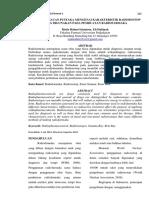 Jurnal Radioisotop Dan Radiofarmaka