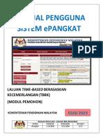 MANUAL PENGGUNA SISTEM ePANGKAT Modul Pemohon.pdf
