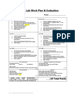 fcs 405 - lab planning sheet