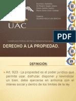 Derecho a la propiedad.pptx