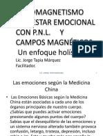 Psicomagnetismo bienestar emocional