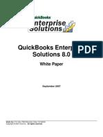 QuickBooks Enterprise Overview Whitepaper