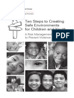 Canadian RC Ten Steps to Creating Safe Environments for Children and Youth