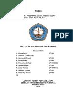 Draft Tugas Besar Pascatambang Reklamasi Cover