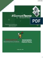 Ingeniería Industrial en Manufactura 27112018