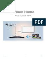 TVman Home User Manual En