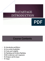 DataStage Basic Concepts11