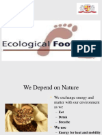 Module 2-Ecological Footprint and Biodiversity