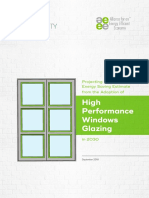 High Performance Windows Glazing in 2030
