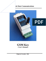 Users Manual Gsm Key