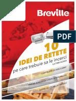 Breville Retete Paste 2018