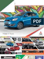 Mirage Brochure