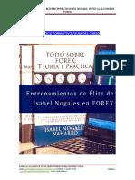 Catálogo Informativo Guia de La Asignatura ENTRENAMIENTOS DE ELITE EN FOREX DE ISABEL NOGALES