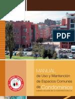 Manual Condominios