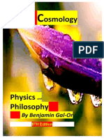 01.27.2019 Cosmology, Physics, Philosophy by Prof.  Dr.  BenjamIn Gal-Or, 8TH EDITION, 2 EXPANSIONS OF THE UNIVERSE v. DARK ENERGY