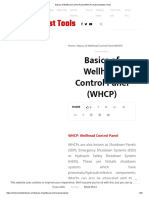 basics of Well
