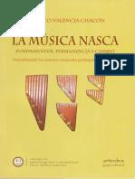 La Musica Nasca. Fundamentos Permanencia
