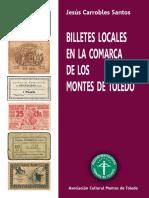 Billetes Locales en La Comarca de Los Montes de Toledo