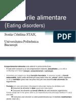 00 07 Tulburari Alimentare. Anorexia