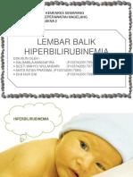 LEMBAR BALIK HIPERBILIRUBINEMIA