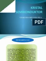 Kristal Semikonduktor