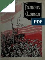Famous women by Pierce, V. M