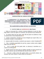 Desvíos Da Lingua Estándar en Galego