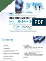 Kuno HubSpot InboundMarketingblueprintc-Suite11x8.5
