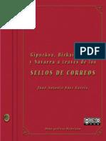 Gipuzkoa, Bizkaia, Álava y Navarra a Través de Los SELLOS de CORREOS
