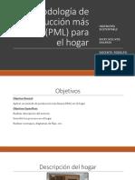 Metodología de Producción Más Limpia (PML)