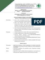 SK Pendidikan Dan Penyuluhan Pasien
