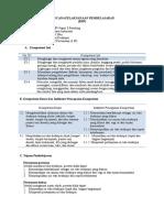 6. Rpp Kd 3.1 Dan 4.1 (Deskripsi) - Copy
