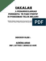 Upaya Penanggulangan Penderita TB Paru Positif di Puskesmas Teluk Melano Kecamatan Simpang Hilir Kab.docx