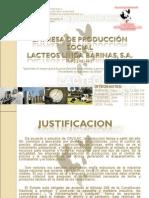 EPS Lacteos Linda Barinas SA