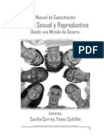 Manual de Capacitación Sexual y Reproductiva