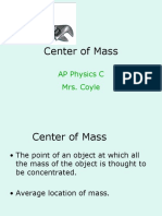 2 Center of Mass.ppt