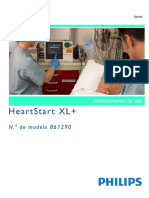 philips Heart Start Xl Spanish
