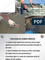 8.Cement Mortar.pptx