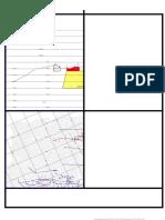 modelo de veta - plano topografico