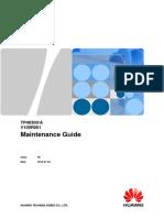 TP48300-A V100R001 Maintenance Guide 06
