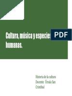 03. Cultura Animal y Sonido.