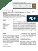 Biologicalisation_biological Transformation in Manufacturing