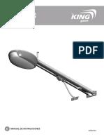 KINGgates Rolls Manual ES