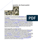 Grădinile suspendate ale Semiramidei.doc