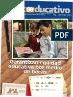 Etapas del proceso eductivo (Ciencia Ciudadana)