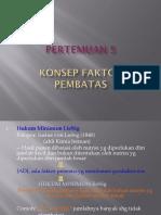 4_Faktor Pembatas