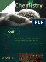 Soil chem