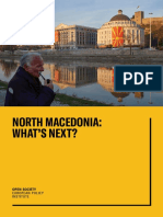 North Macedonia What's Next 20190115